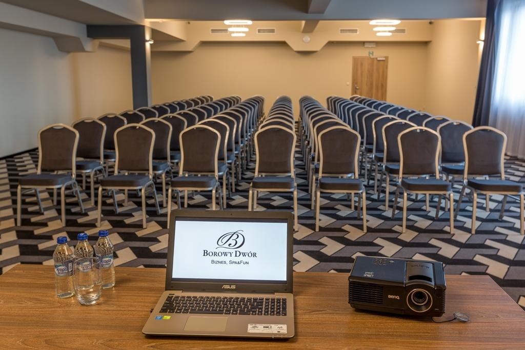 Borowy Dwór- sala konferencyjna