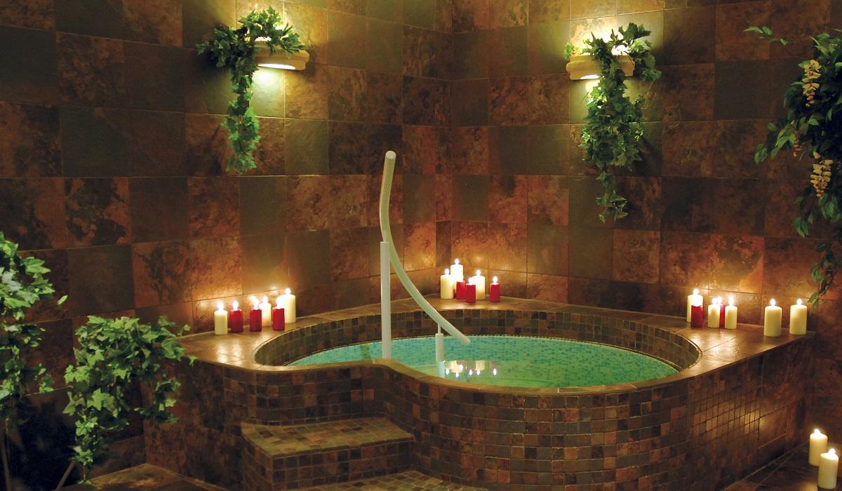 Hotel Lidia-Studnia z zimną wodą-sauna fińska1
