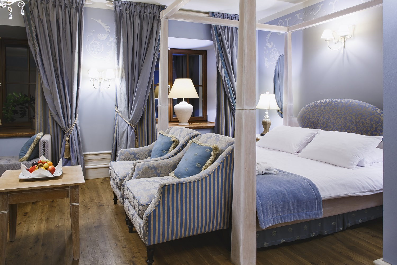 apartament-błękitny łoże – 2